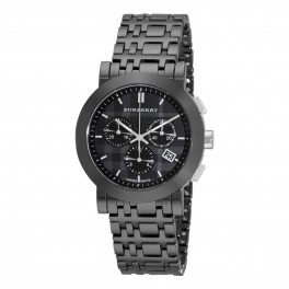 Burberry Large Ceramic Chronograph Watch BU1771