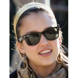 Ray-Ban Folding Wayfarer RB 4105 601 Black Sunglasses Size 50-22